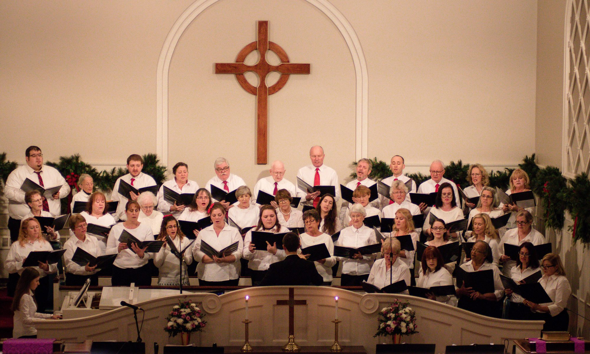 The Greenwood Concert Choir