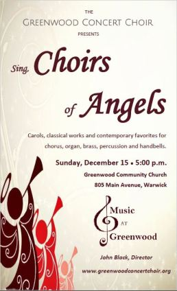 Choirs of Angels Flyer